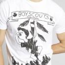 4/21放送の嵐にしやがれで松本潤さん着用の衣装 DSQUARED2 Boys Scouts T-shirt