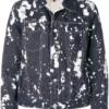 4/7放送の嵐にしやがれで松本潤さん着用の衣装 3.1 PHILLIP LIM プリント デニムジャケット