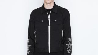 4/14放送の嵐にしやがれで大野智さん着用の衣装  NUMBER (N)INE/ナンバーナイン WORK JACKET STAR
