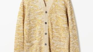 4/14放送の嵐にしやがれで二宮和也さん着用の衣装 TOMORROWLAND ギマリネン Vカーディガン