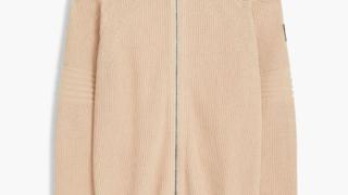 4/14放送の嵐にしやがれで相葉雅紀さん着用の衣装 BELSTAFF TIVINGTONニットジップカーディガン