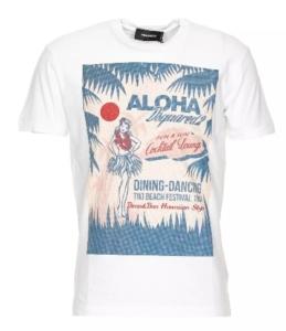 4/7放送の嵐にしやがれで相葉雅紀さん着用の衣装Dsquared2 Dsquared2-T-shirt