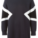 知念侑李くんがKAT-TUNのライブで着ていた私服スウェット・NEIL BARRETT ジオメトリック スウェットシャツ