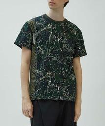 5/12放送の嵐にしやがれで二宮和也さん着用の衣装 yoshiokubo GROUNDFLOOR 『DRY LEAF』ショートスリーブTシャツ