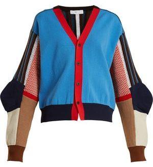 men's nonno2018年6月号で二宮和也さん着用の衣装・TOGA VIRILIS(トーガ ヴィリリース) のJacquard Knit Cardigan