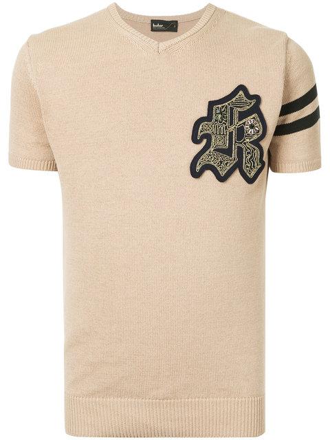メレンゲの気持ち 6/2放送で伊野尾慧さん着用の衣装・kolor ロゴパッチTシャツ