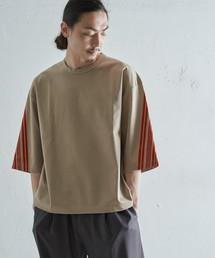 関ジャニクロニクルで大倉忠義さん着用の衣装・Lui's プラチナポンチフロッキー/ビッグシルエット