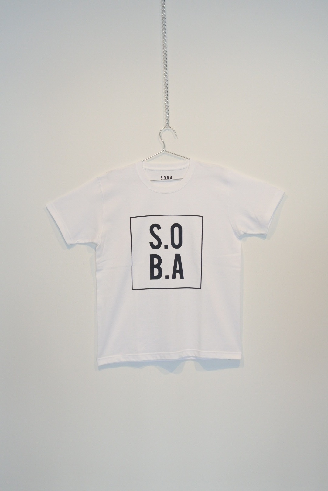 THE MUSIC DAYで大野智さん着用の衣装・S.O.B.A FRONT BOX PRINT T-SHIRT