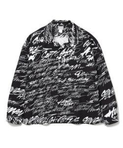 相葉雅紀さんが9/13のVS嵐で着用した衣装のシャツ・DELUXE BLACKOUT