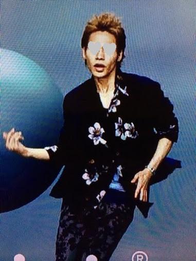 上田達也さん着用のシャツInfact