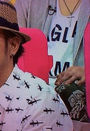 佐藤勝利さんリアスコ着用衣装のTシャツ