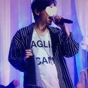 稲垣吾郎スマスマ着用衣装のTシャツ6月16日