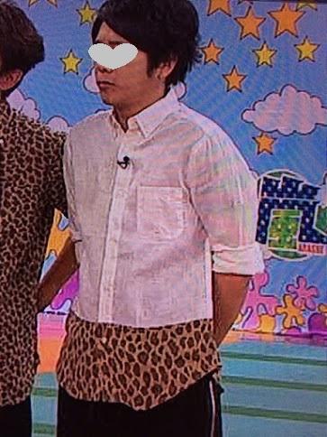 二宮和也VS嵐7月10日関ジャニ着用Tシャツ