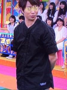 嵐衣装 VS嵐 櫻井翔着用のシャツ