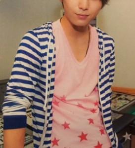 山田涼介着用 ラジオ私服