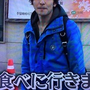 生田斗真着用 私服ブルゾン