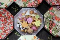 嵐 2014紅白歌合戦差し入れ和菓子