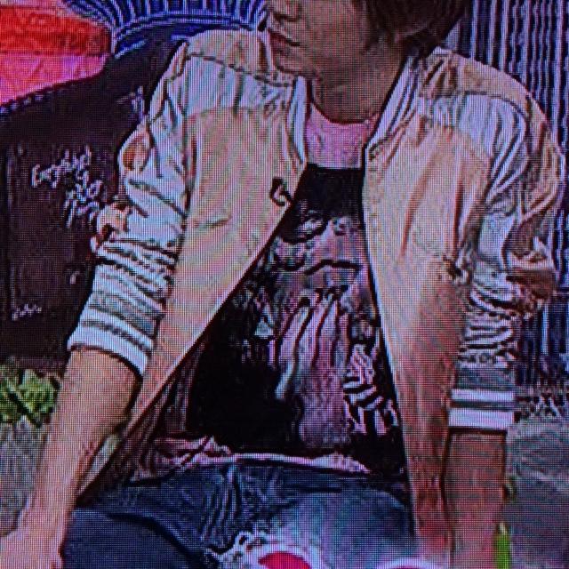 2月28日嵐にしやがれ 相葉雅紀さん着用衣装 スカジャン