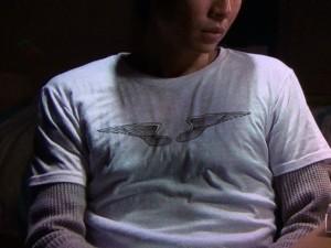 相葉雅紀 ようこそわが家へ着用衣装 Tシャツ