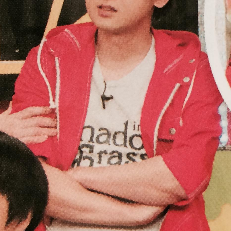 大野智VS嵐 7月16日着用衣装 Tシャツ