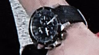 安井謙太郎 私物時計