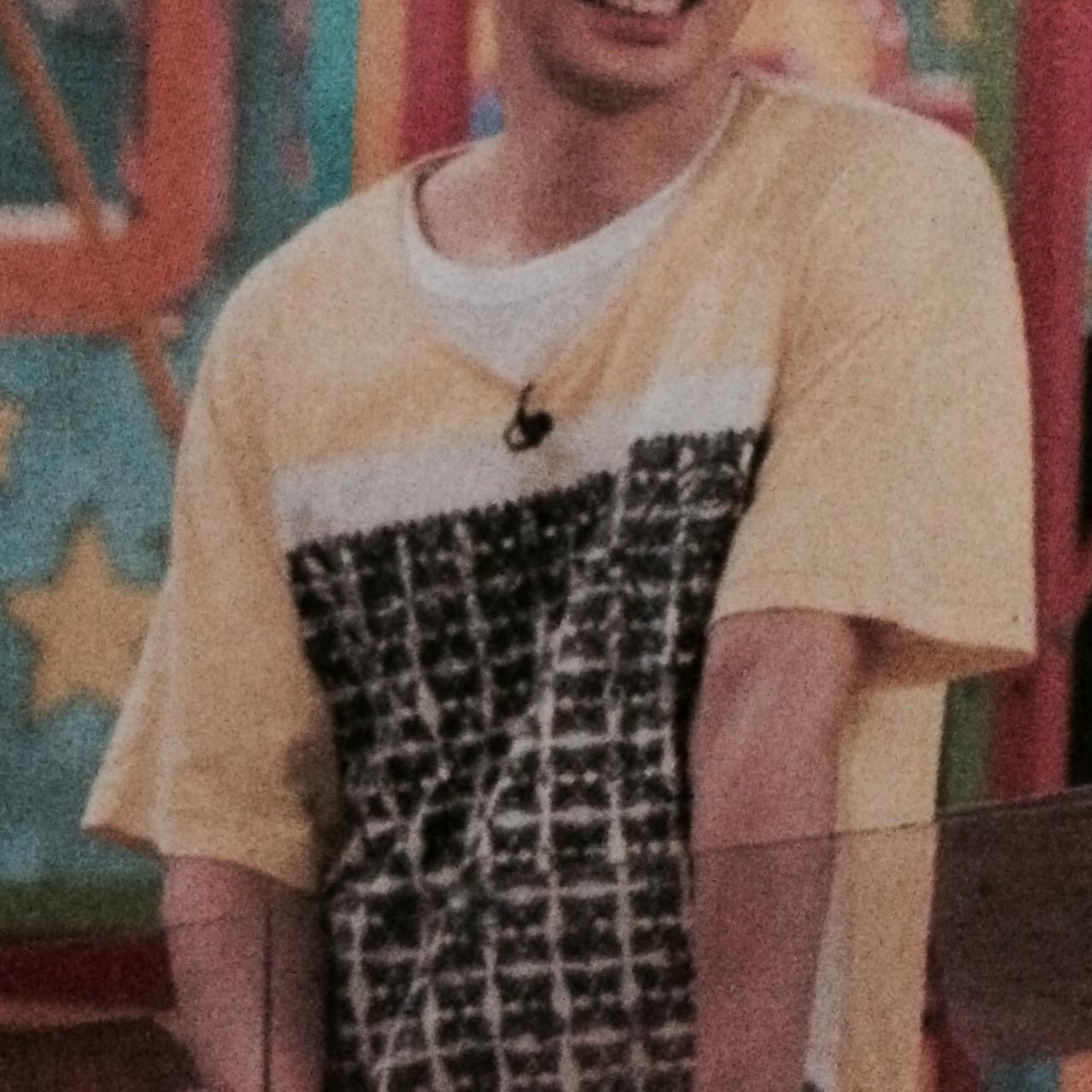 松本潤 VS嵐 7月23日着用衣装 バンダナTシャツ
