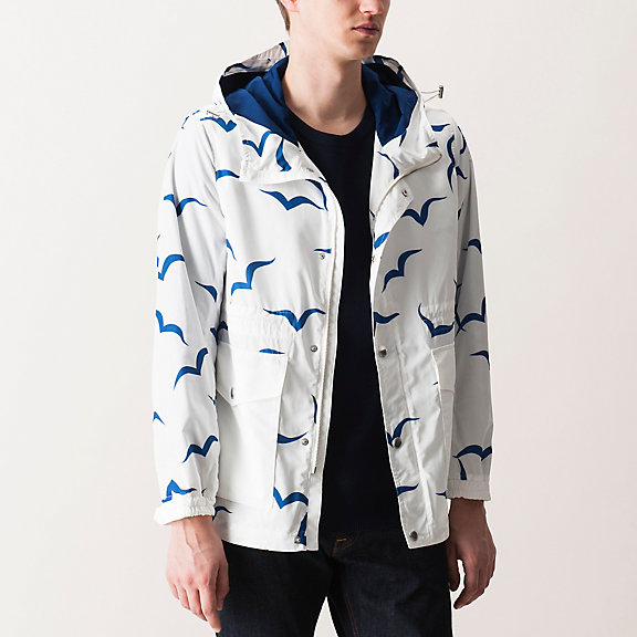 櫻井翔 VS嵐 衣装 パーカー カモメ