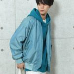 櫻井翔さん着用の衣装◆VS嵐 2017年2月16日放送◆MA-1ブルゾン