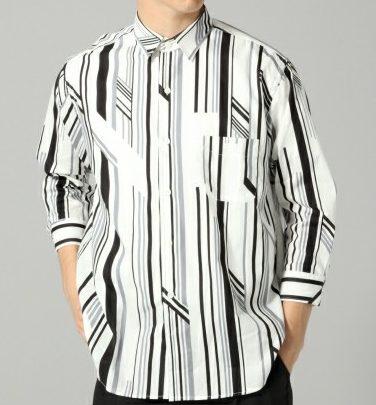 中島健人 少クラ 6/30 衣装 シャツ