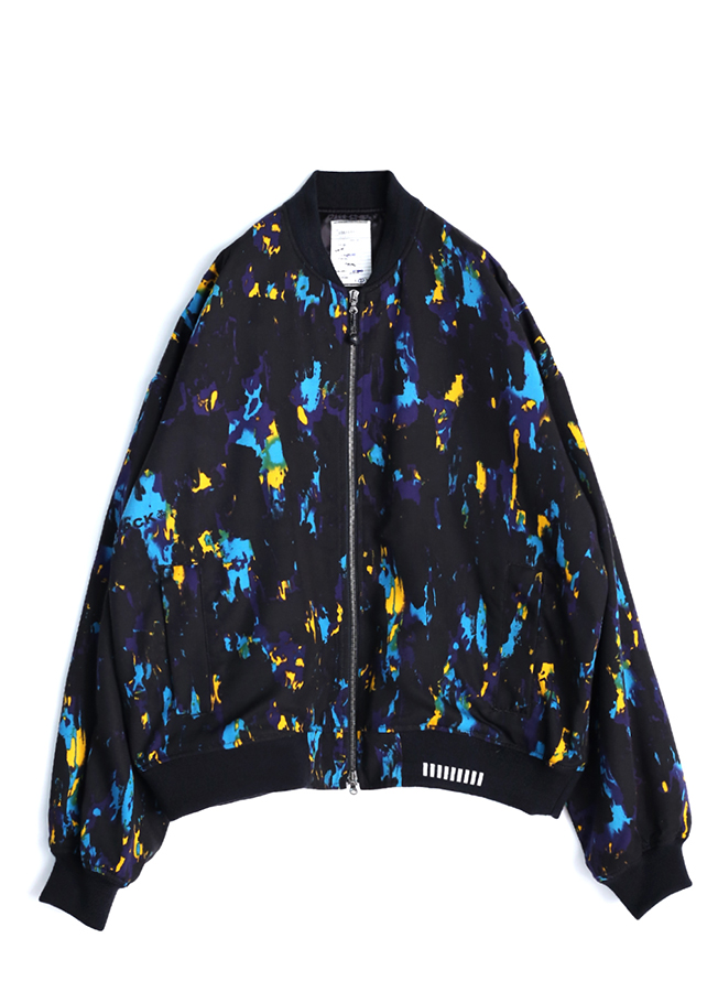 11/14の10周年イベントJUMPARTYで伊野尾慧くんが着ていた私服のSHAREEF PAINT RIB BLOUSON
