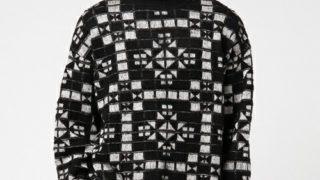 11/7ジャニッPONでsexyzoneの菊池風磨くんが着用していた衣装の iroquois kilimニット