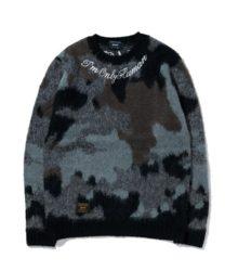Hey!Say!JUMP 高木雄也くんがduetで着た衣装のglamb Gordon camo knit