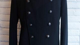 2017/3/15 TOKIOカケルでNEWSの手越くんが着ていた衣装・GalaabenD/ガラアーベント】ジョーゼットストレッチ ナポレオンジャケット