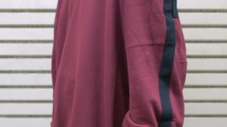 QRZone Myojo3月号でSexy Zone松島聡くん着用の私服・JieDa BROKEN BELT SWEAT SHIRT