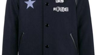 嵐 松本潤さんの私服 紅白歌合戦2017リハーサルで着ていたValentino バーシティジャケット