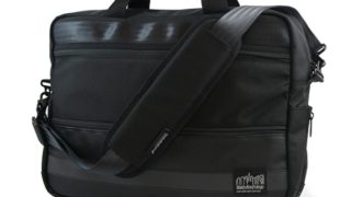もみ消して冬でHey!Say!JUMP 山田涼介くんのバッグ Manhattan Portage black label EQUITABLE BRIEFCASE