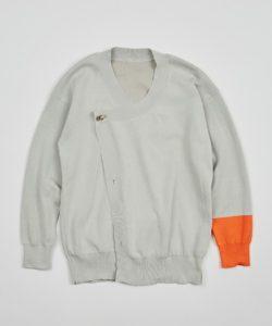 嵐 相葉雅紀さんが2/8 VS嵐で着用した衣装のAlexanderLeeChang 2018春 FREAKS KNIT CARDIGAN