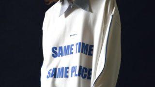 2/17王様のブランチにて sexyzone 松島聡くん着用の衣装 MILKBOY good PLAN TOPS