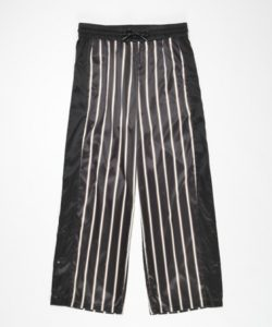 SUPERTHANKSサテンワイドパンツ4/24 VS嵐 松本潤さん着用の衣装