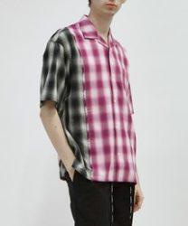 Hey!Say!JUMP八乙女光くんが4/17放送のヒルナンデスで着用した衣装のDISCOVERED オンブレチェックシャツ