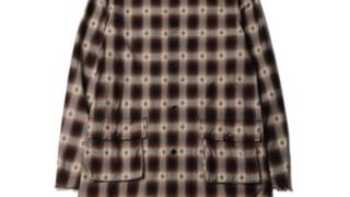 4/14放送の嵐にしやがれで佐藤勝利さん着用の衣装 VIRGOwearworks NATIVE MIDDLE CHECK SHIRTS
