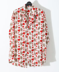 """TVガイドPersonで橋本良亮さん着用の衣装・BED J.W. FORD (ベッドフォード) """"Queen shirt."""""""
