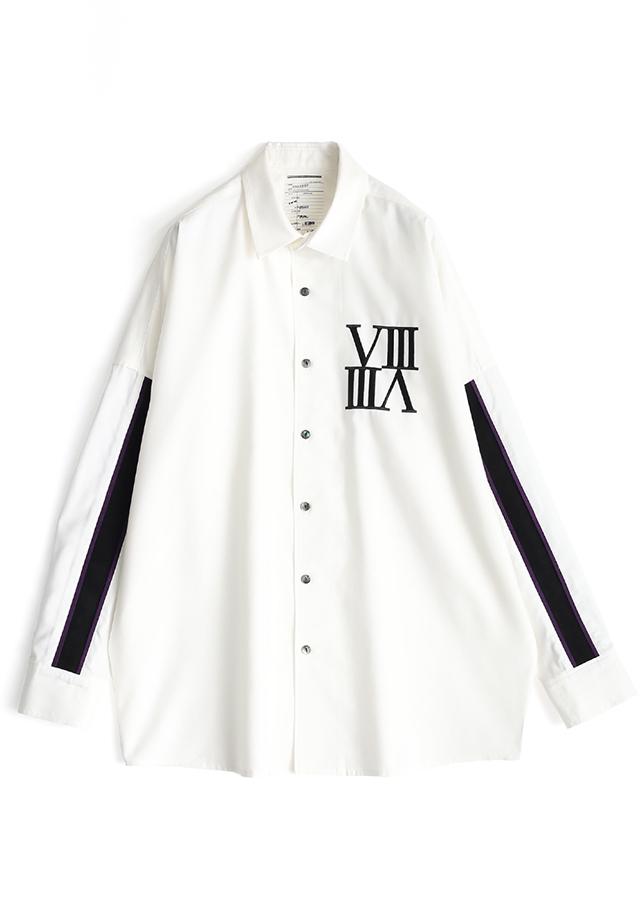 anan表紙 キンプリ平野紫耀くん着用の衣装のシャツ・C/R TWILL L/S BIG SHIRTS