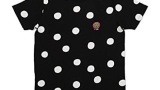 due2018年6月号で 有岡大貴くん 薮宏太くん 岡本圭人くんの衣装graniph グラフィックショートスリーブティー(マスクドルチャドットパターン