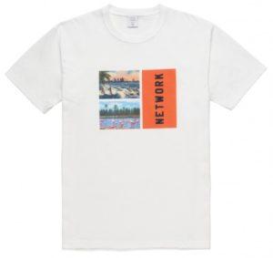 ディズニーツムツム新CMにて キンプリ神宮寺勇太くん着用の衣装MISTERGENTLEMAN NETWORK Tシャツ