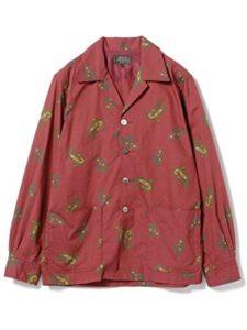 5/19嵐にしやがれで 大野智さん着用の衣装・BEAMS PLUS / BEAMS PLUS / ペイズリー柄 キャンプ シャツジャケット
