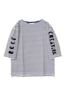 5/17 VS嵐 相葉雅紀さん着用の衣装・TSUMORI CHISATO / メンズ REEF CREATURES T / カットソー