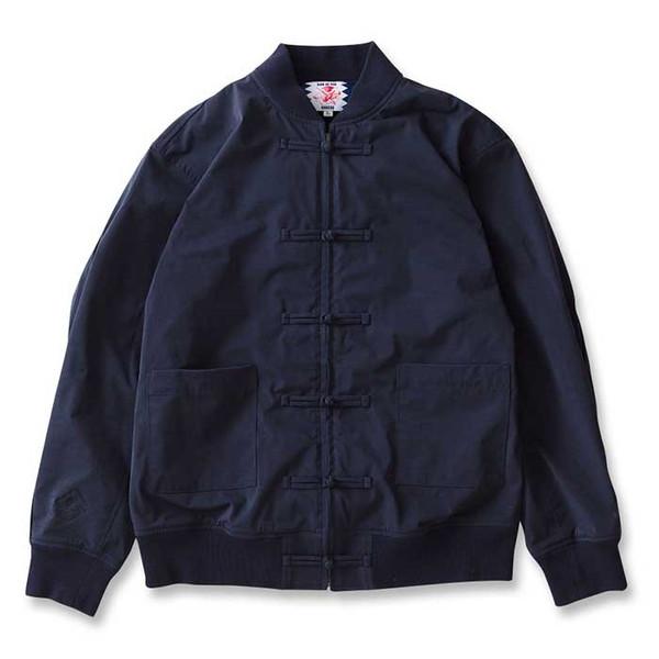 5/3 VS嵐で大野智くん着用の衣装のブルゾンSon of the Cheese サノバチーズ Hong Kong Jacket