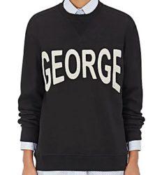 "Hey!Say!JUMP山田涼介くんの私服スウェット YC -Yamada Closet ANDERSSON BELL ""George"" Cotton Sweatshirt"