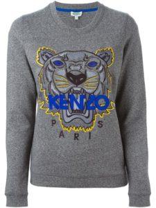 佐久間大介くん着用の私服スウェット・KENZO Tiger sweatshirt
